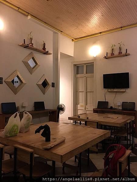 Santiago hostel