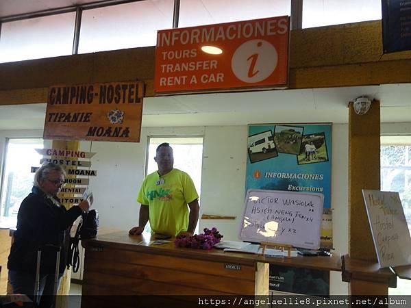 hostel owner