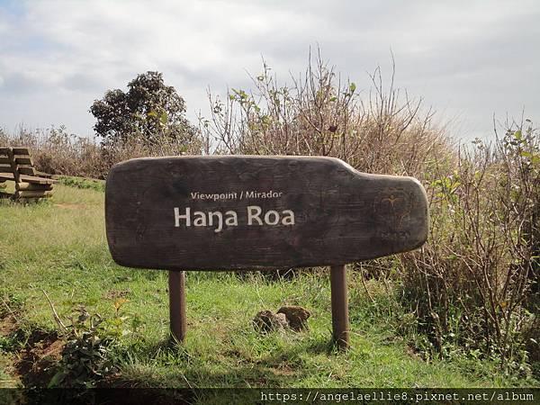 Mirador Hanga Roa