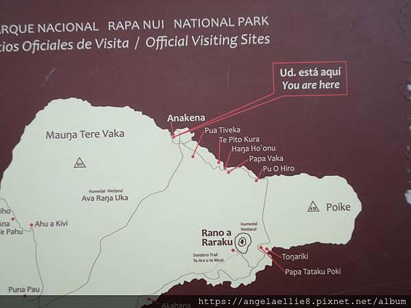 Anakena map