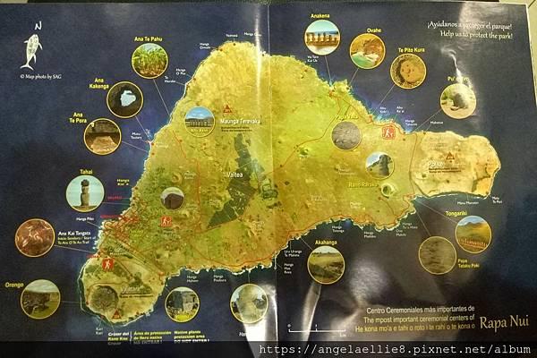 magazine Te Moai