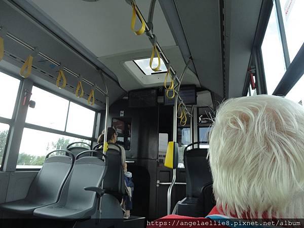 Bucharest Express Bus