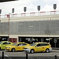 Bucharest airport