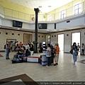 Sibiu Train Station