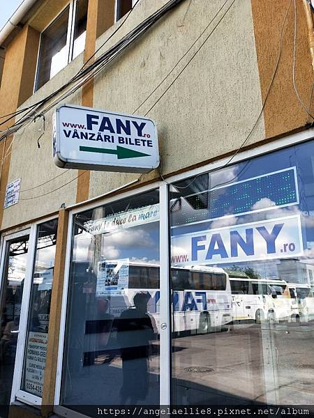 Cluj FANY station