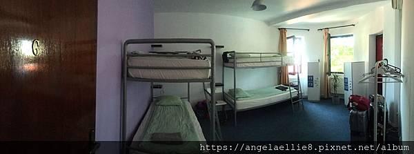 Bucharest hostel