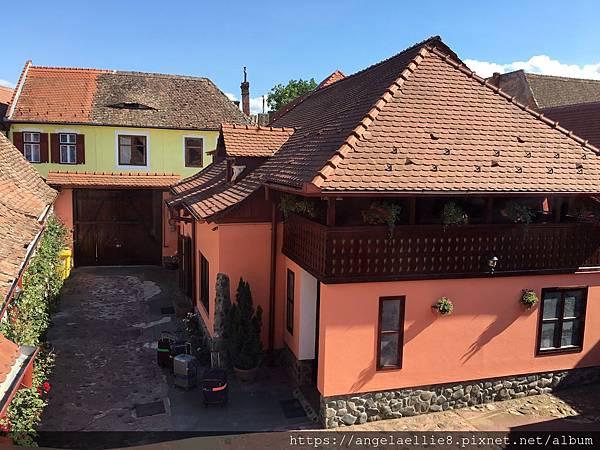 Sibiu hostel