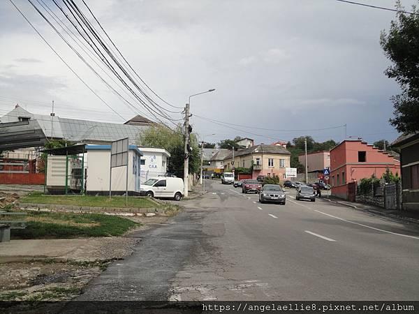 Salida~Turda bus No.17下車處 Statie STP Castanilor