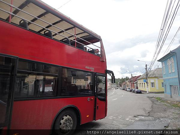 Salida~Turda bus No.17下車處
