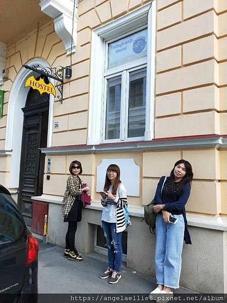 Cluj hostel