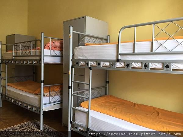 Transylvania hostel