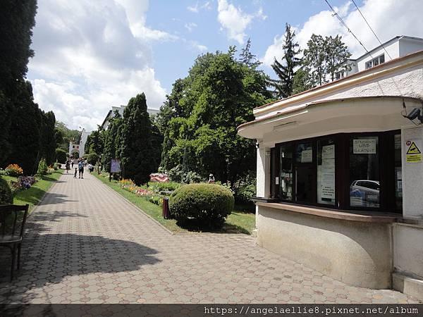 Alexandru Borza Botanical Garden
