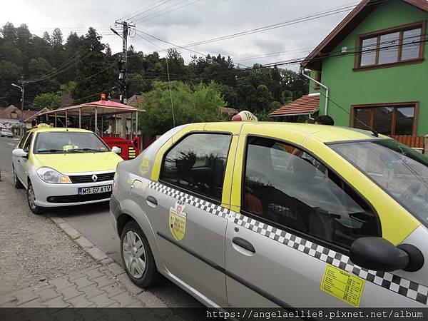 Sighisoara taxi
