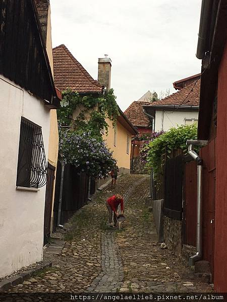 Sighisoara old town