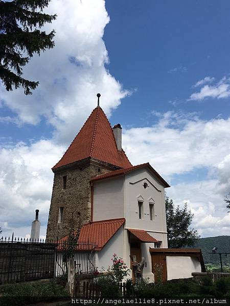 Turnul Franfhierilor 繩匠塔Ropemakers%5Ctower土人之梯