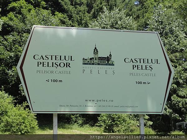 Sinaia Peles Castle
