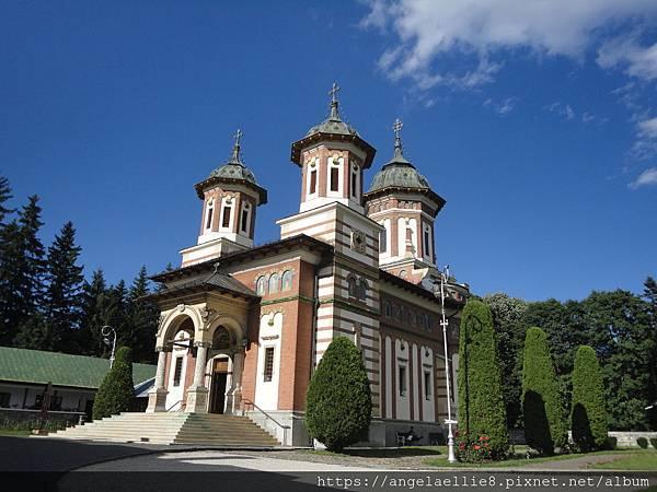 Sinaia 修道院