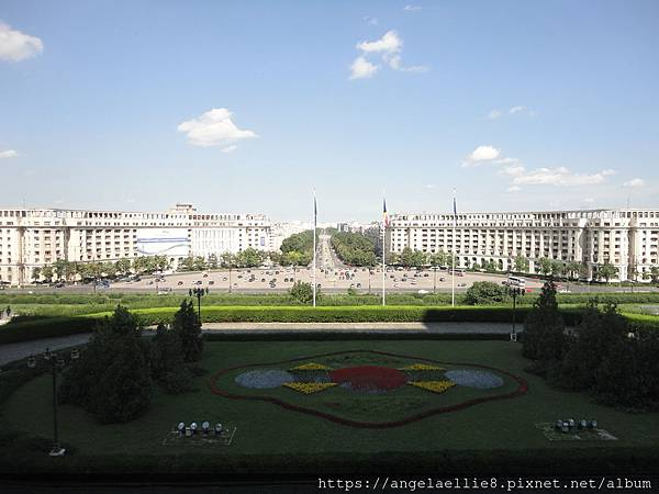 Palace of Parliament 人民宮