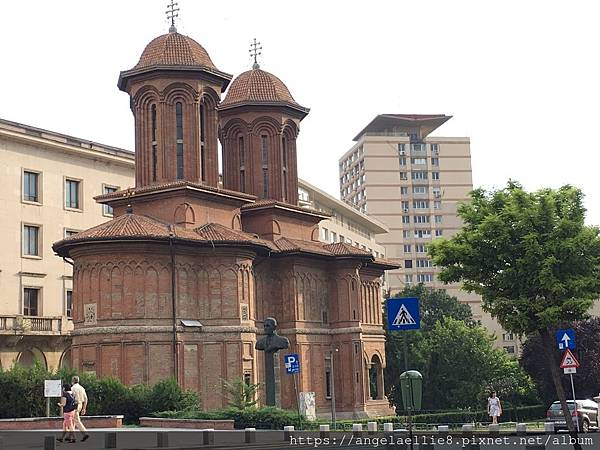 東正教Kretzulescu church
