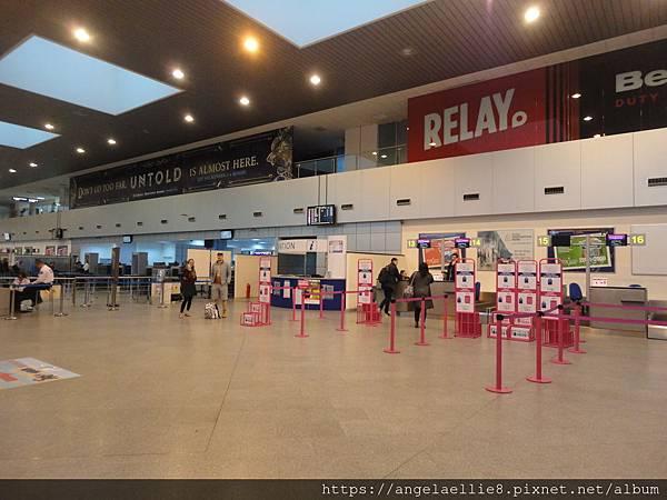 CLJ airport