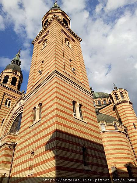 Sibiu Cathedral Orthodox