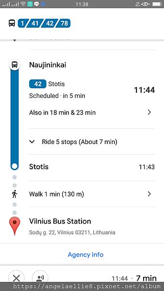 Vilnius bus wifi
