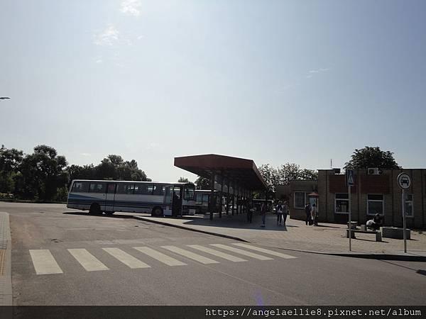 Trakai Bus Station