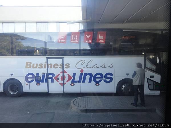 Vilnius Bus Terminal