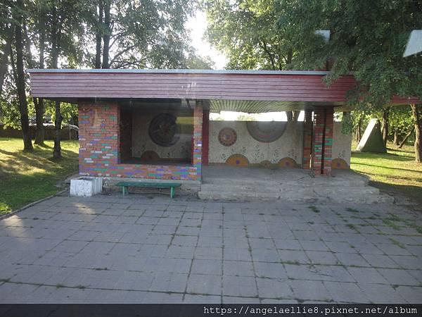 Kaunas Bus Stop