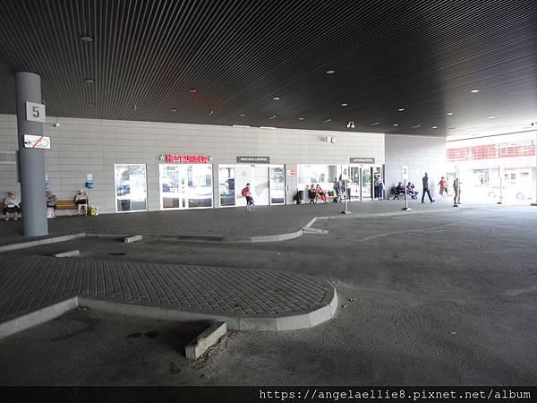 Siauliai Bus Terminal
