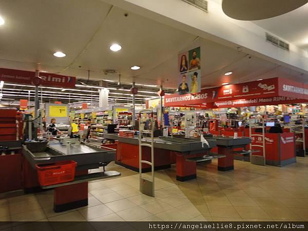 Siauliai Bus Terminal Shopping Mall
