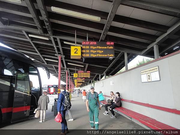 Riga bus Terminal