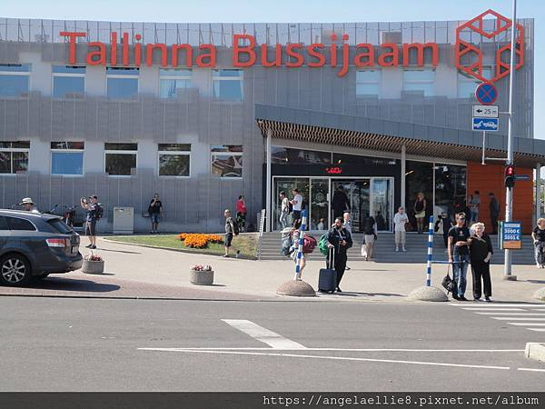 Tallinn Bus Station