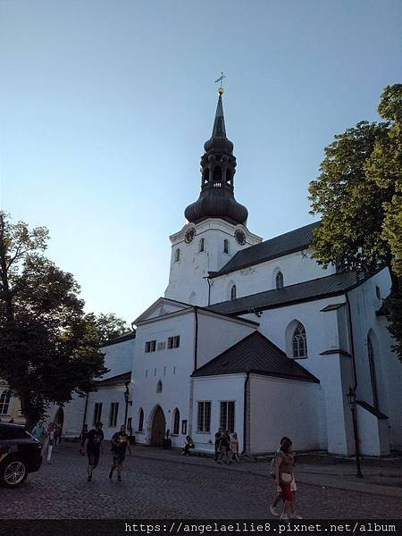 塔林聖母主座教堂The Cathedral of Saint Mary