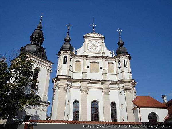 巴洛克式聖麥可教堂