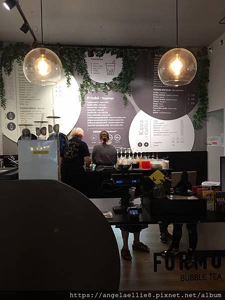 Kaunas  台灣珍奶店