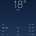 Riga weather