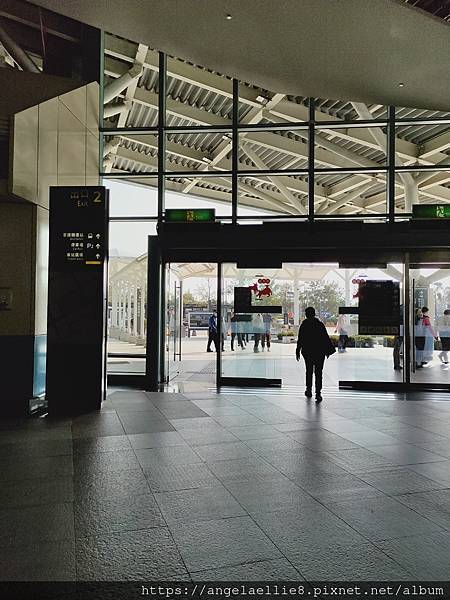 高鐵嘉義站Exit 2