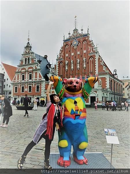 Riga 黑頭宮