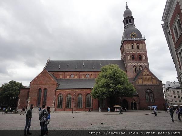 Dome Cathedral里加主座教堂