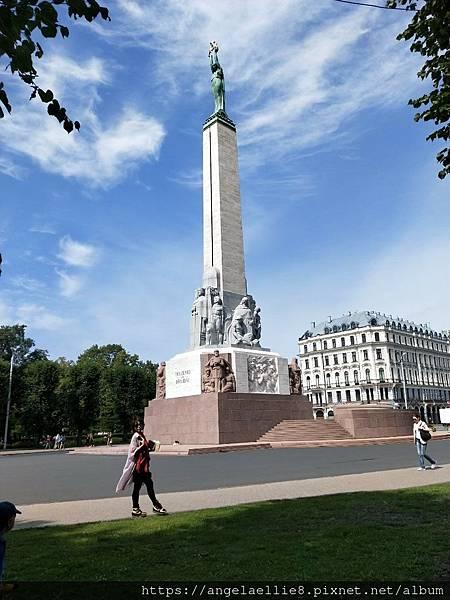 Riga 自由紀念碑