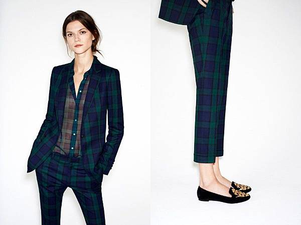 wub2-fashion-blog-inspiration-zara-december-2012-lookbook-tartan-plaid-checked-3