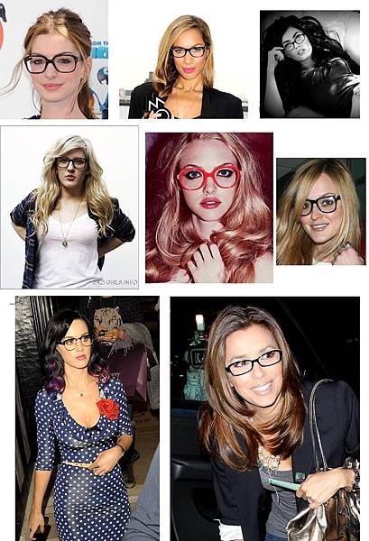 celebs glasses