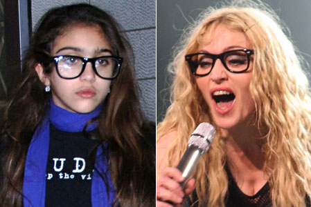 madonna-in-nhs-style-glasses
