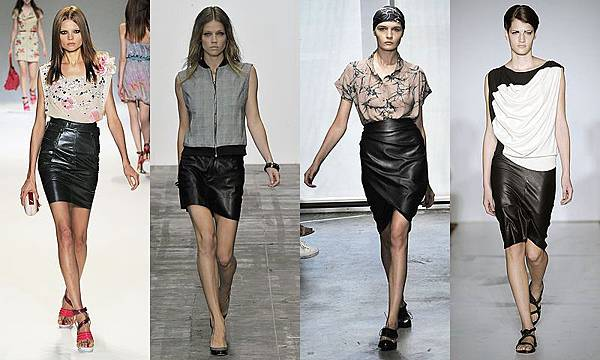 pencil-skirt-fashion-show