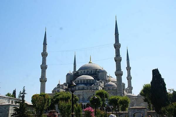 土耳其--藍色清真寺