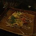 綠茵蔥油貝