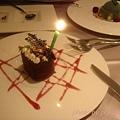 贈送的生日小蛋糕