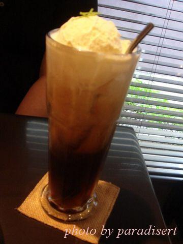 冰香草咖啡