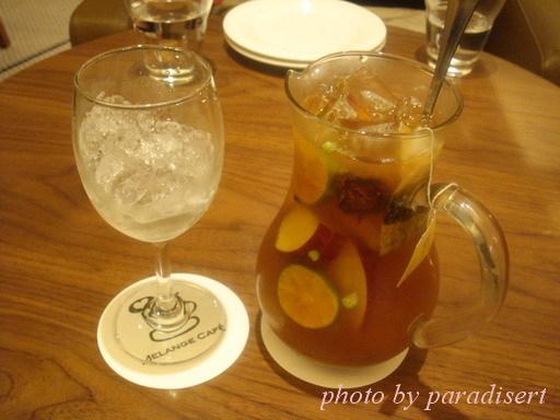 夏日鮮果茶(冰)